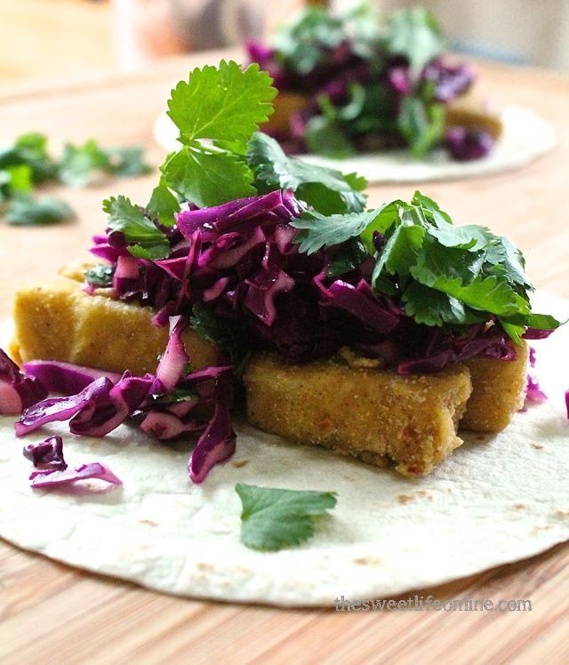 How To Make Taco Recipe : Vegan Fish Tacos
