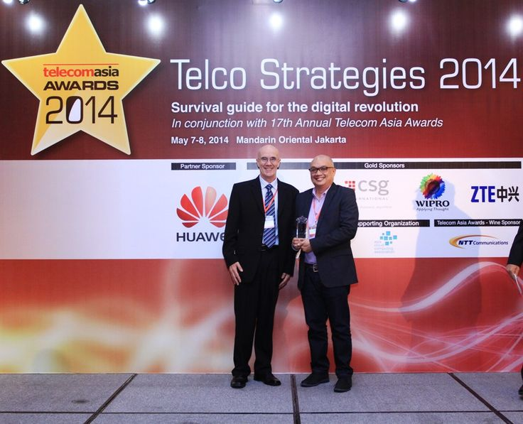 Globe Telecom was hailed as Best Asian Telecom Carrier by Telecom Asia, further solidifying its leadership in the region.