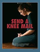 SEND A KNEE MAIL.  When you send an instant message to Heavenly Father, he is ALWAYS there.   =)  If I might add to that...He may not answer with what we want, but he answers with what we need.  Have faith in Him.