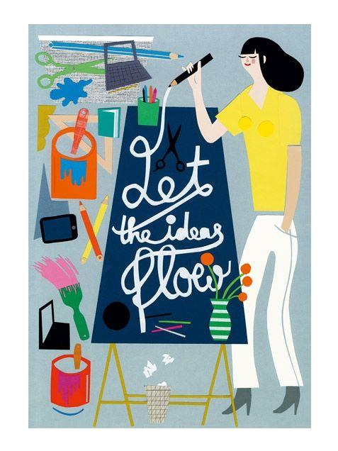 Ideas Poster (70x100cm)