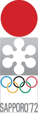 Sapporo, 1972, logo