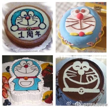 70 best Doraemon party images on Pinterest   Doraemon ... Dora Cake Doraemon