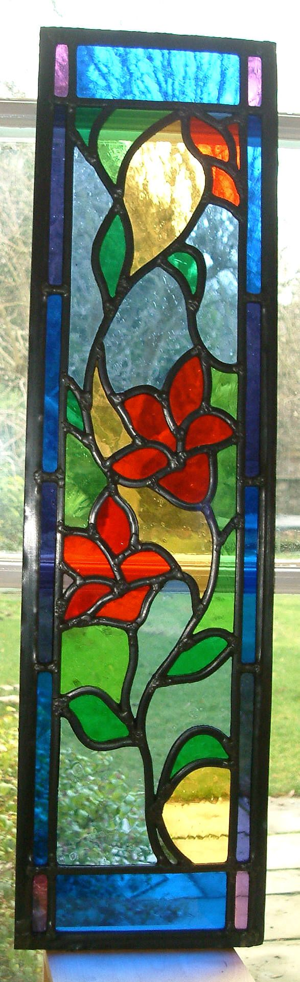 Stained Glass Window Designs | Carol Arnold stained glass windows and designs - bristol, somerset ...