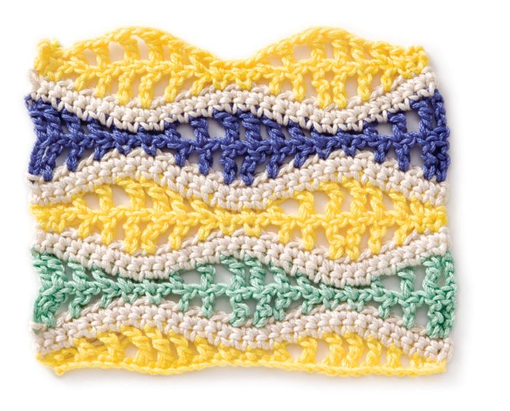 Stitchfinder : Crochet Stitch: Lace Ripples : Frequently-Asked Questions (FAQ) about Knitting and Crochet : Lion Brand Yarn