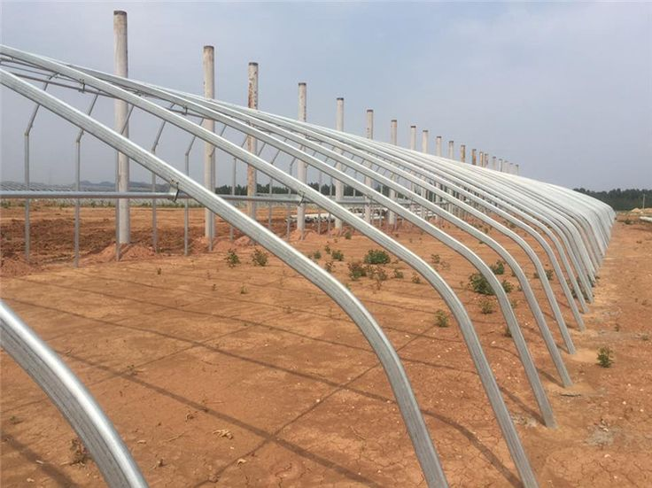HYHY STEEL News - Introduction of special pipe for modern agriculture shed