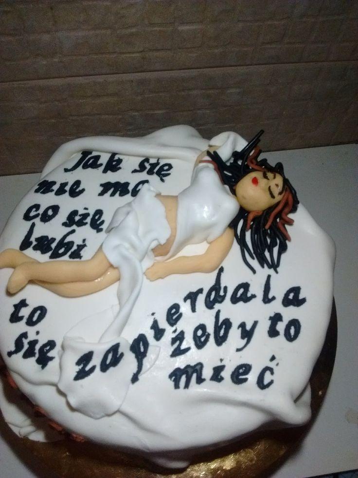 tort dla faceta