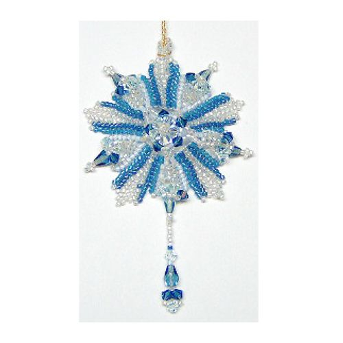 174 best Beaded Christmas Ornament Patterns images on Pinterest