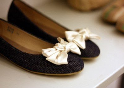 """""""Sometimes being a friend means mastering the art of timing. There is a time for silence. A time to let go and allow people to hurl themselves into their own destiny. And a time to prepare to pick up the pieces when it's all over."""": Bows Flats, White Bows, Flats Shoes, Satin Bows, Ballet Flats, Shoes Clip, Black, Bows Shoes, Dolls Shoes"""