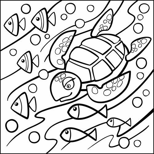 Детские раскраски с волшебством - LiveBook3D