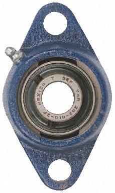 2-bolt flange bearing