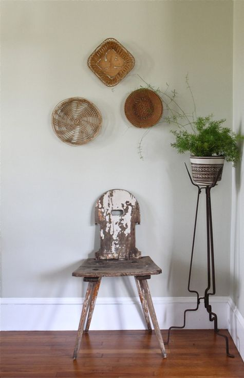 Folk chair from Holland