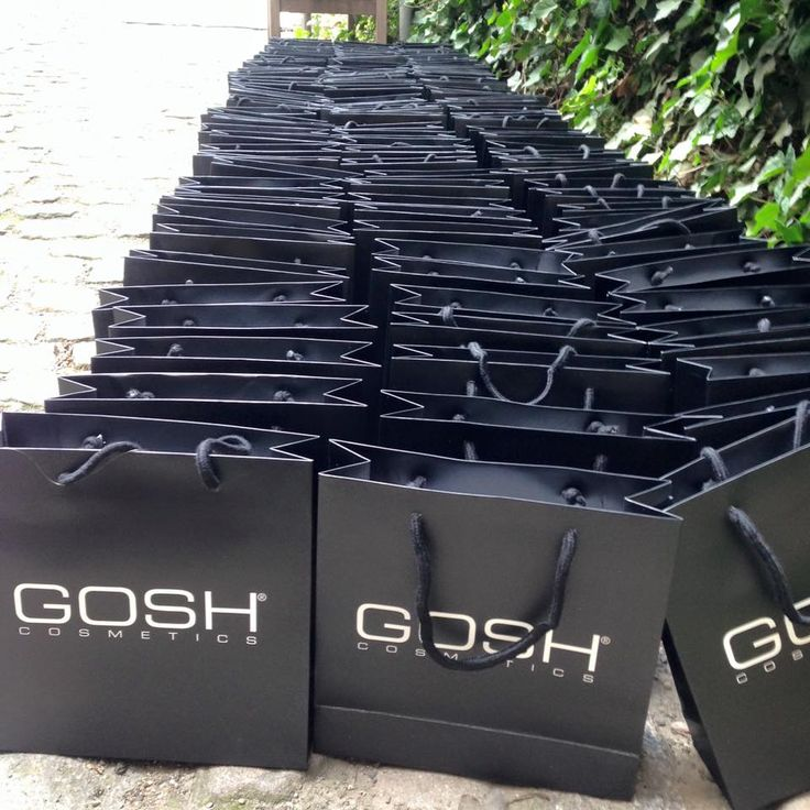 GOSH - Copenhagen Fashion Week with T.A.C. 2015
