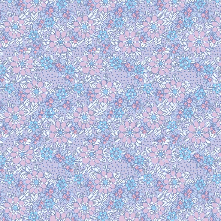 New wallpaper WINTER by Hanna Karlzon for DesignM Collection.