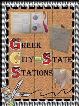Why just research ancient Greek City-States when your students can design their own? This project will dive deep into the structure and function of a Greek City-State through stations that cover buildings and their purpose in ancient Greek life, types of government in ancient Greece, the role of the people in a city-state and the jobs they commonly held.