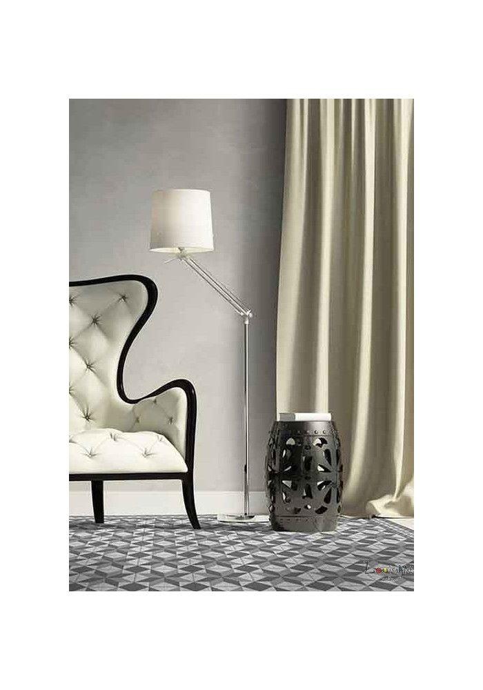 Petit prix pour ce tapis vinyle carreaux de ciment chez louisiane design