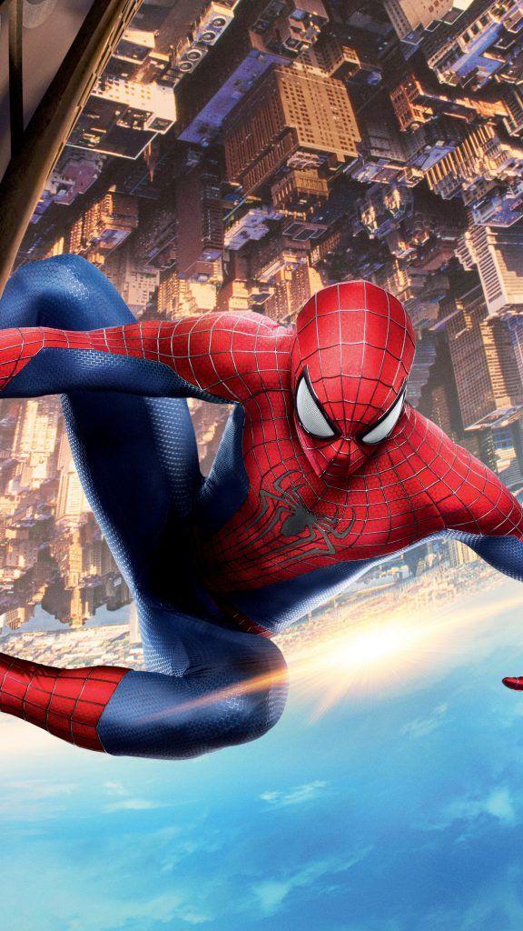 iPhone X Wallpaper Screensaver Background 164 Spiderman 4k