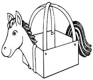 How to Make a Horse Out of Cardboard thumbnail