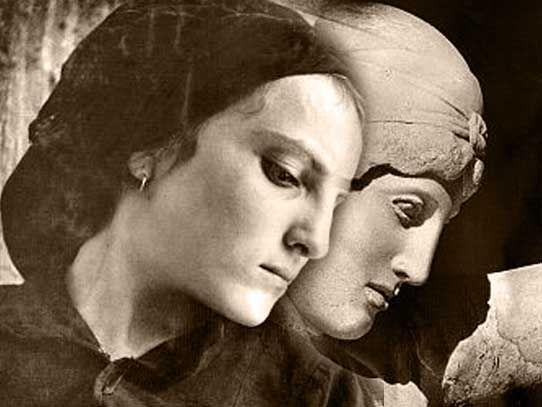 "Elli Sougioultzoglou-Seraidari AKA ""Nelly's"", photographer (1899-1998) #Greece"