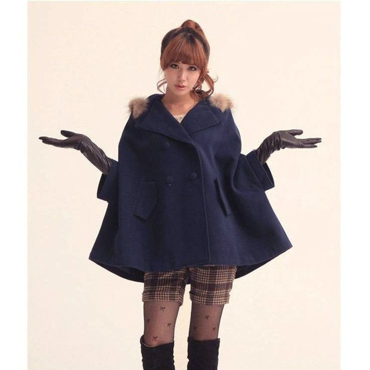 Winter Capes for Women