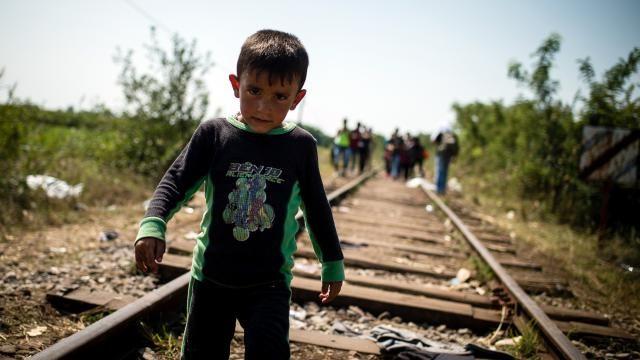 Photo d'un enfant syrien échoué sur une plage : l'électrochoc en 5 points