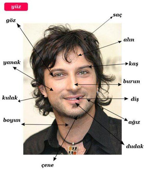 YÜZ = gezicht / face
