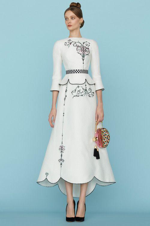 skaodi: Ulyana Sergeenko Haute Couture Spring/Summer 2015.