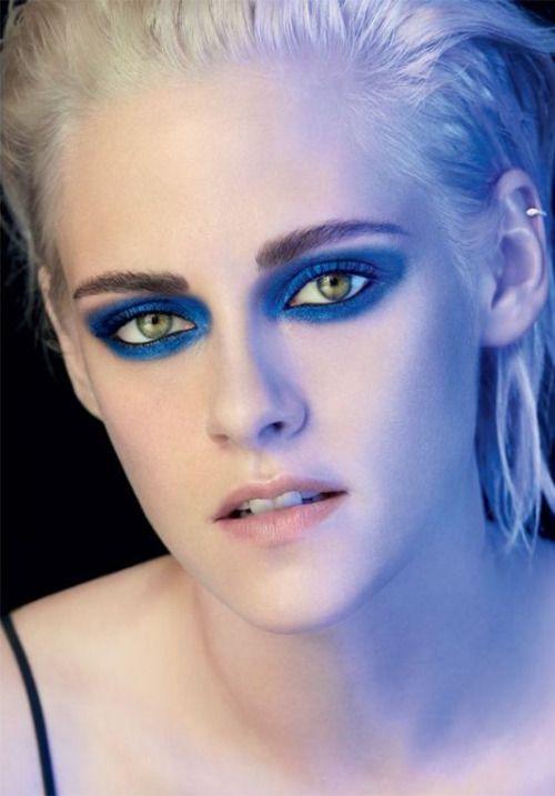 Kristen Stewart – Chanel 'Ombre Première Eyes Collection' 2017 Campaign