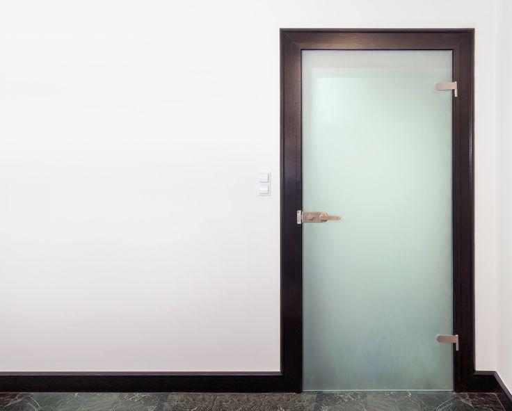 двери межкомнатные офисные матовое стекло - Google Search