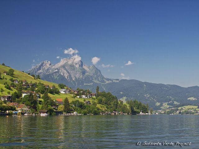 Monte Pilatus en Lucerna, leyendas de dragones y mazmorras #evergreen http://blgs.co/9EZ1I8