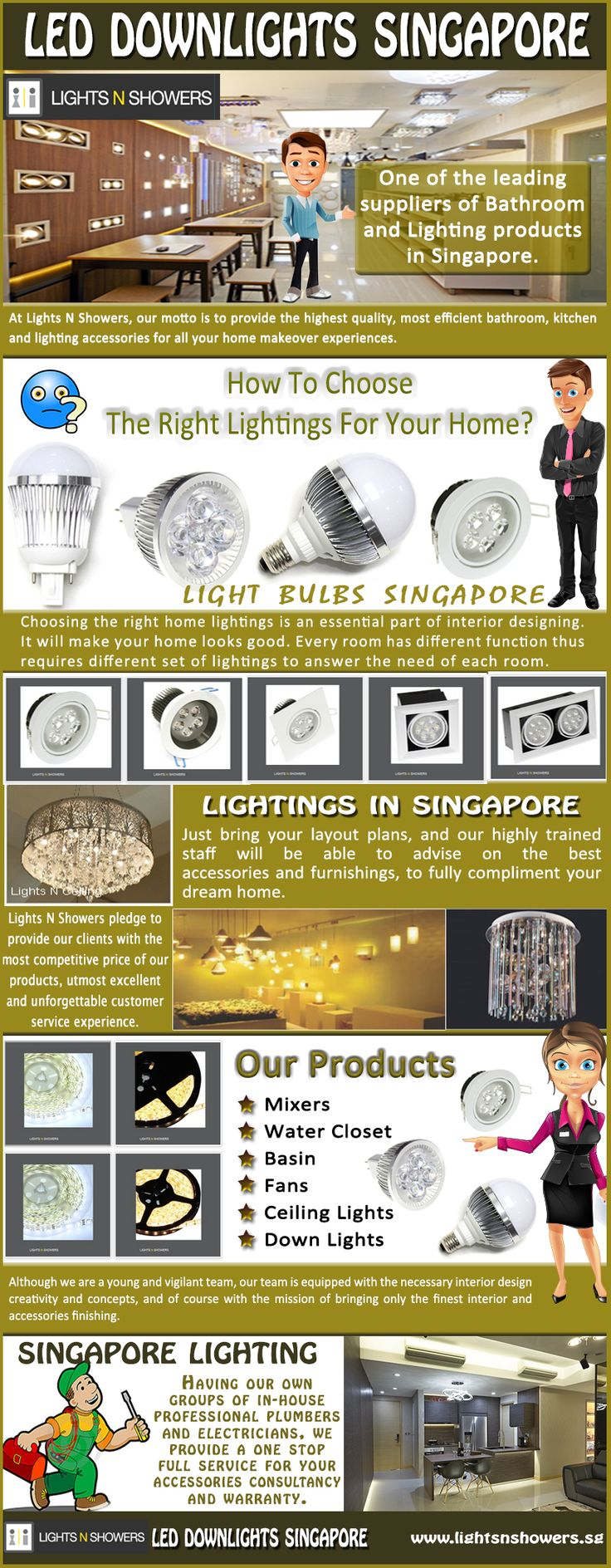 Bathroom lights singapore - Visit Our Site Http Www Lightsnshowers Sg Bathroom Showers