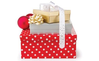 Creative ways to wrap Christmas presents #picknpay #finest