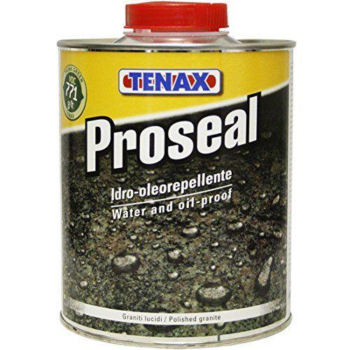 Tenax Proseal Granite Sealer, Marble Sealer, & Stone Seal...