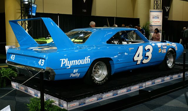 Richard Petty Racing Plymouth Superbird Flickr Photo