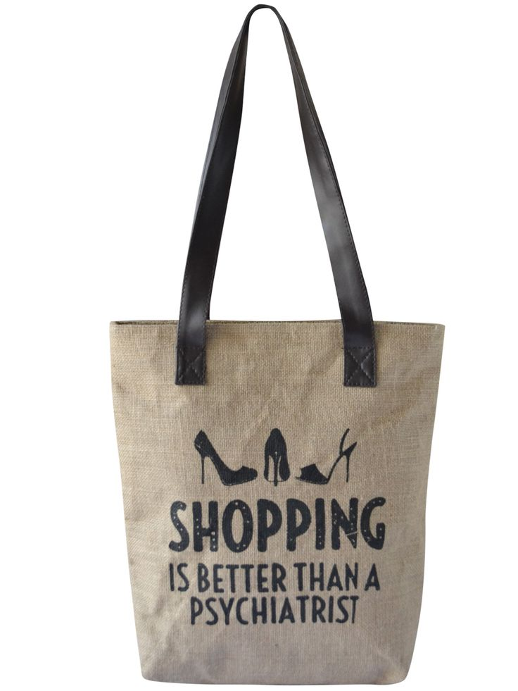 Girls, would you agree? Make the right statement with #totebag at www.earthenme.com
