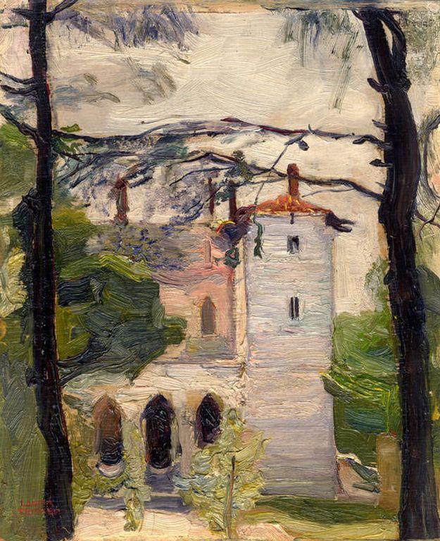Δήμα-Τσίλλερ Ιωσηφίνα – Josephine Dima-Chiller [1885-1965] | paletaart – Χρώμα & Φώς