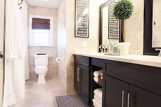 Before & After: Greg & Ashley's Bathroom Gut Rehab — 7th House on the Left