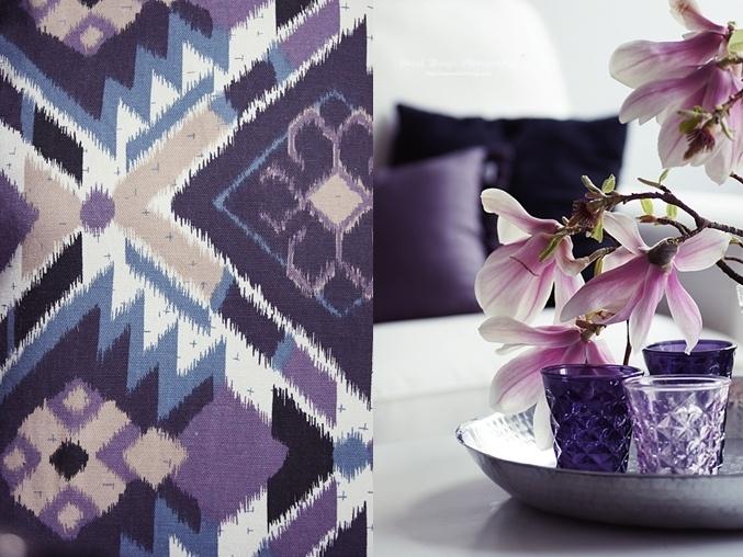 ber ideen zu lila wohnzimmer auf pinterest lila
