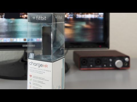Fitbit Charge HR - Complete Review - YouTube