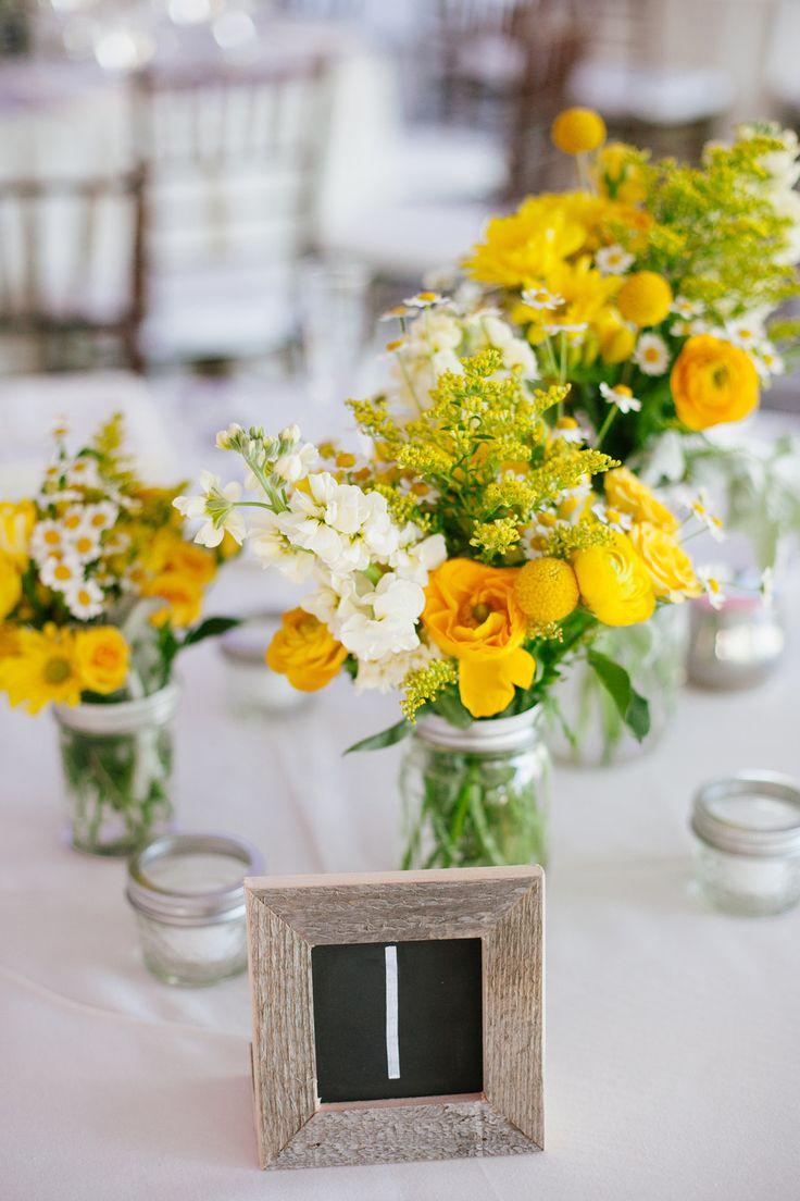 Yellow wedding ideas   Photography: Levi Stolove Photography - levistolovephotography.com/