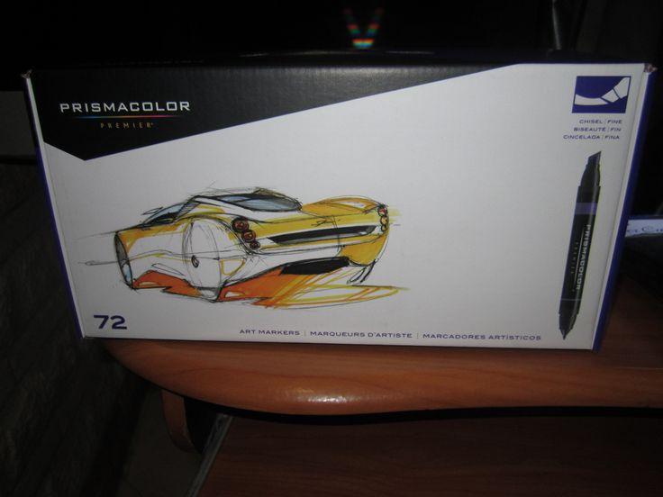prismacolor markers 72 set