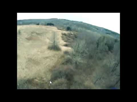 A closer look - possible tricopter bigfoot footage at Salt Fork park - YouTube