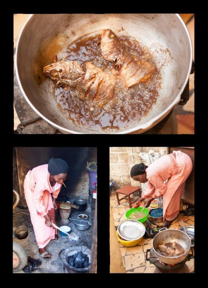 Gambia und die Kulinarik