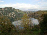 Λίμνη Ζηρού- Παιδόπολη Ζηρού