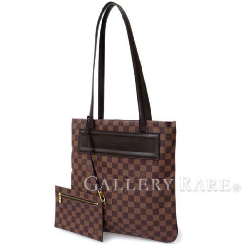 LOUIS-VUITTON-Damier-Shoulder-Bag-Clifton-Ebene-N51149-Authentic-3165973