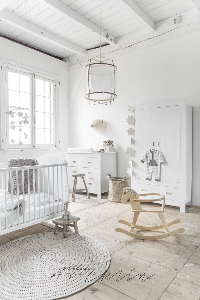 Styling for a nursery