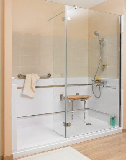 Les 25 meilleures id es de la cat gorie salle de bains for Salle de bain handicape