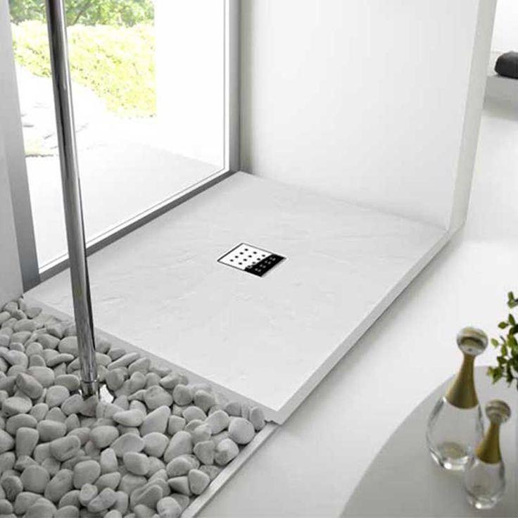 17 meilleures id es propos de receveur douche sur. Black Bedroom Furniture Sets. Home Design Ideas