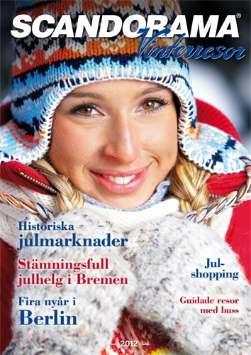 Scandorama Vinterresor 2012 - travel catalog.
