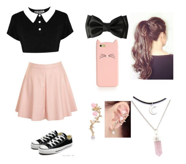 """Cute Rebel"" by bellamarie16-1 on Polyvore 