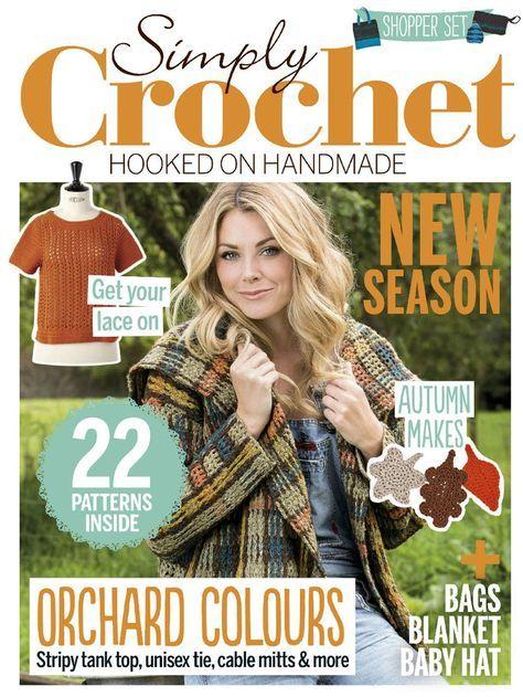 Simply Crochet Issue 36 2015 - 轻描淡写 - 轻描淡写